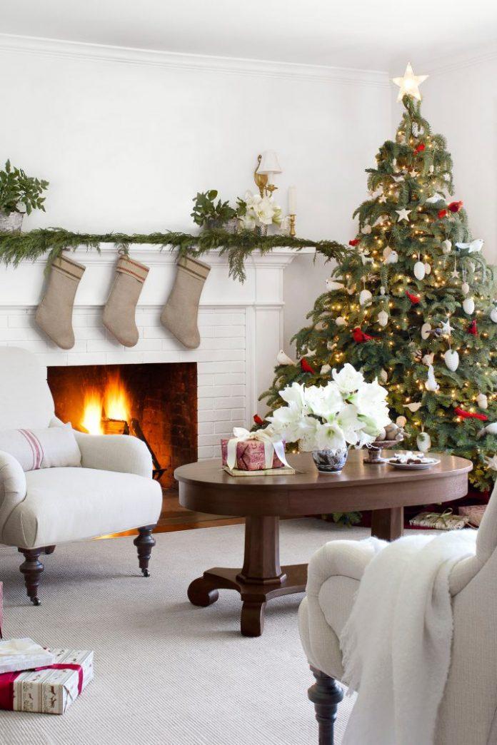 uređenje doma za božić