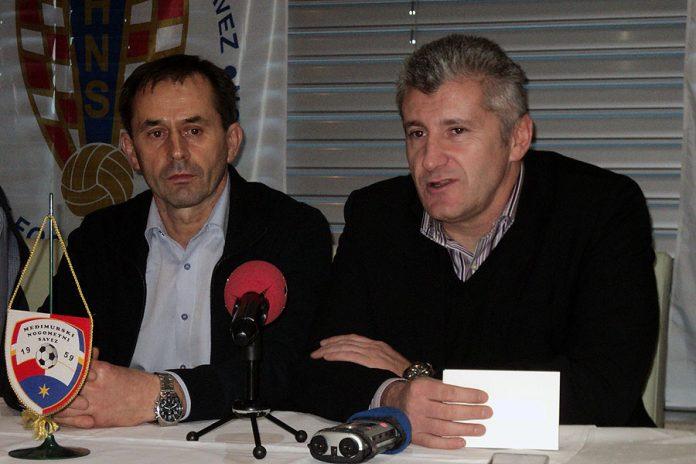 Mato Kljajić i Davor Šuker