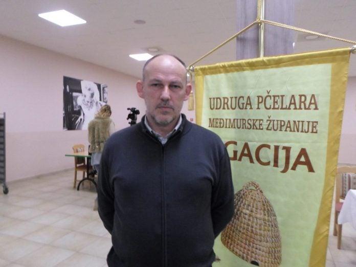 Željko Trupković Udruga pčelara Međimurske županije Agacija