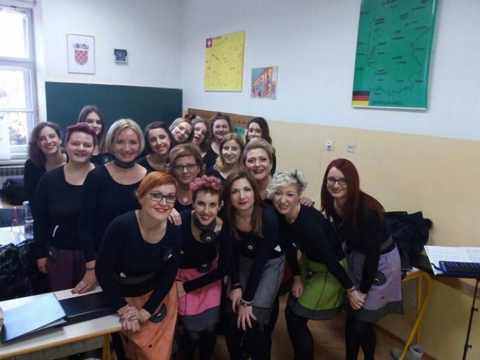 Ženska vokalna skupina KUU Veseli Međimurci