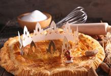La Galette Des Rois ili kraljevski kolač