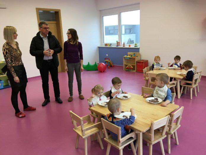 Dječji vrtić Pahuljica Mursko Središće nova lokacija