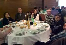 Društvo osoba s tjelesnim invaliditetom Međimurske županije božićni susret