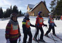 Gimnastički klub Marijan Zadravec Macan skijanje