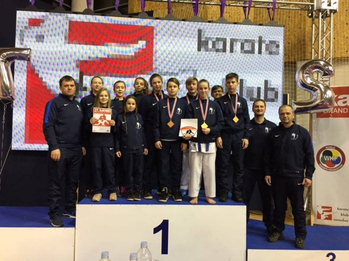 Karate klub Globus Grand Prix Croatia