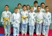 Karate klub Međimurje polaganje pojas