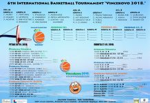 Međunarodni veteranski košarkaški turniru Vincekovo