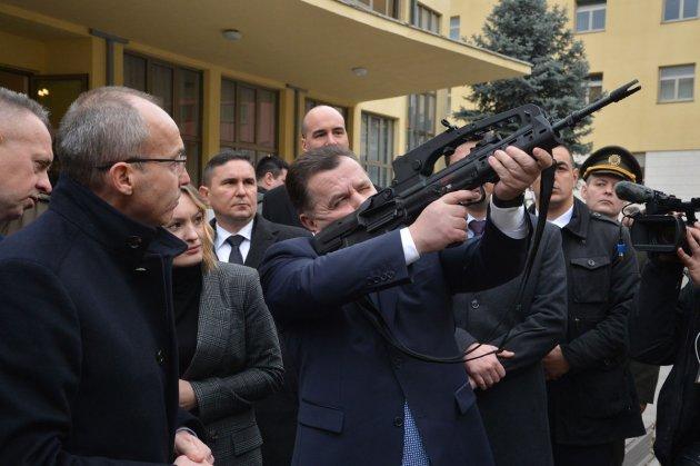 Ministar obrane Ukajina