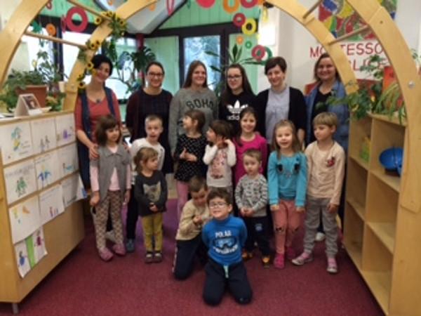 Montessori Dječji vrtić Maslačak
