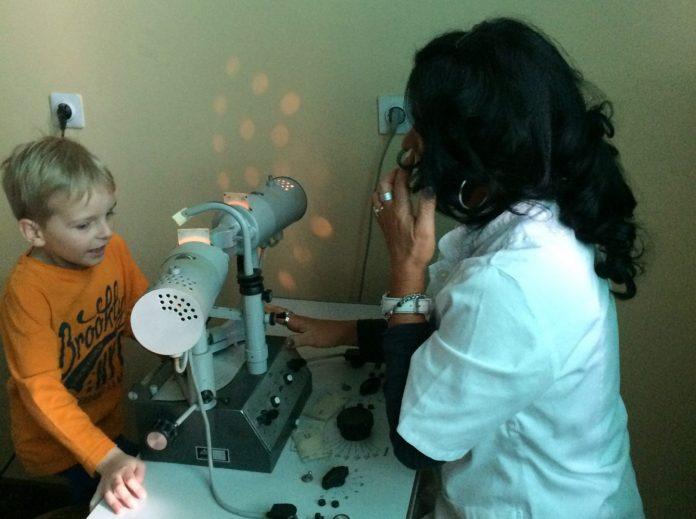 Perlice posjet oftamološka ambulata