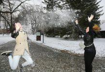 Snijeg sreća