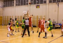 Veteranski košarkaški turnir Vincekovo