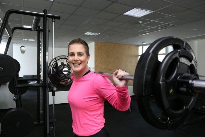 Adisa Gergić zlatna je u powerliftingu