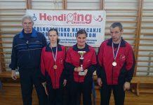 2. Zimski stolnoteniski turnir u Hendi pingu