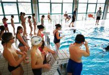 kamp iz plivanja