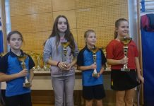 prvenstvo Međimurja u stolnom tenisu za mlađe kategorije