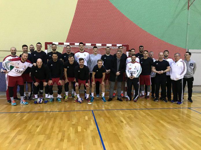 reprezentacija Mađarska trening Mursko Središće