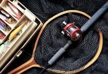 ribolov riba mreža
