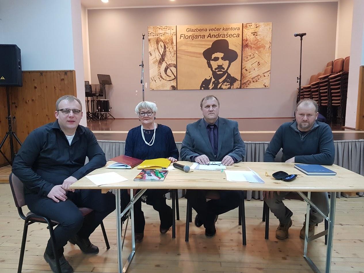 Godišnja izvještajna skupština Limene glazbe Dekanovec