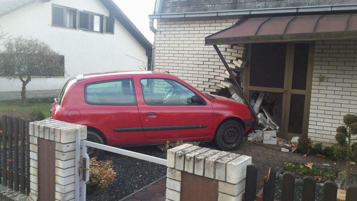 Šenkovec slijetanje u kuću prometna nesreća