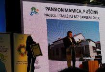 Pansion Mamica najbolji smještaj bez barijera