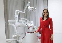 Stomatologinja Ivona Posavec