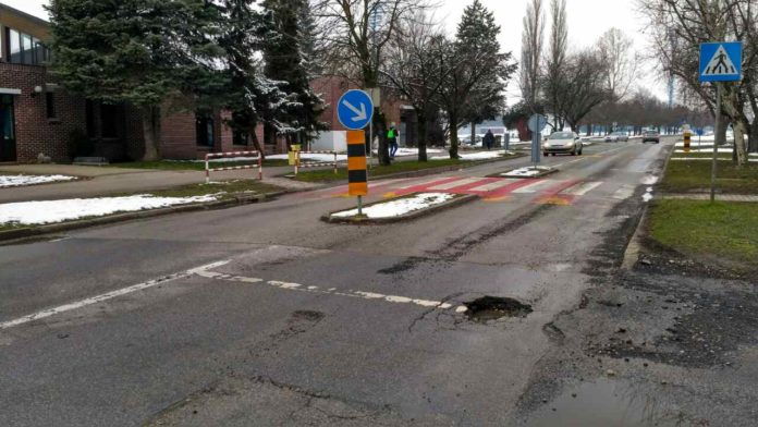 Pripazite ako se vozite na relaciji Vukovarske ulice u Čakovcu