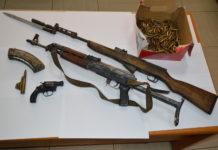 Automatska puška Novo Selo na Dravi PU međimurska