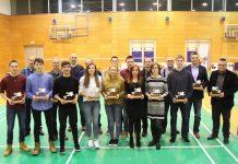Badmintonski klub Međimurje 25 godina1