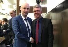 Tomislav Tolušić Dražen Srpak Gospodarska zona Brezje novac ceste