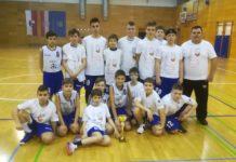 Košarkaši Međimurja U12