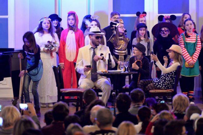 Fašnički koncert Glazbene škole Varaždin