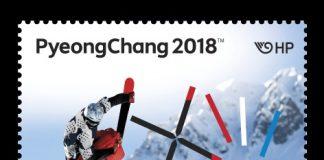 Marka - Olimpijske zimske igre