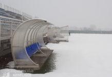 NK Nedelišće snijeg
