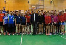 Prvenstvo Hrvatske u badmintonu
