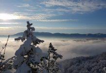 Ravna gora snijeg