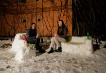 Snježna garnitura mladi par Koprivnica
