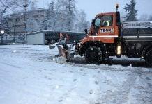 Zimska služba ralica Čakovec