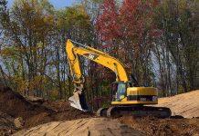 bager kopanje radovi