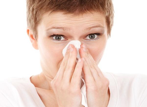 gripa bolest nos maramica