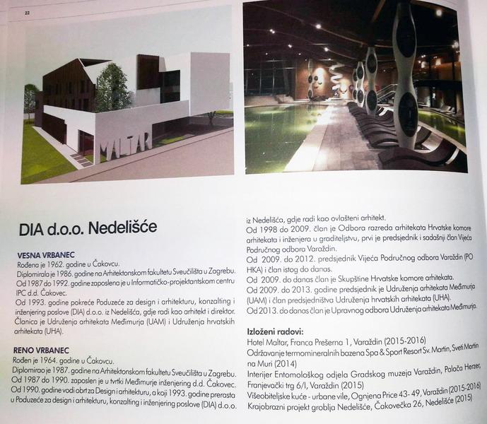 2. regionalna izložba arhitekture Koprivnica