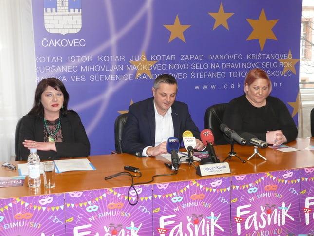 press Međimurski fašnik u Čakovcu