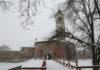 Snježna idila u Starom gradu
