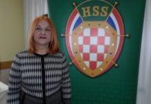 Đurđica Slamek HSS Međimurske županije izbori1