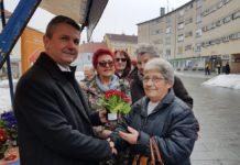 U centru Čakovca je obilježen Međunarodni dan žena