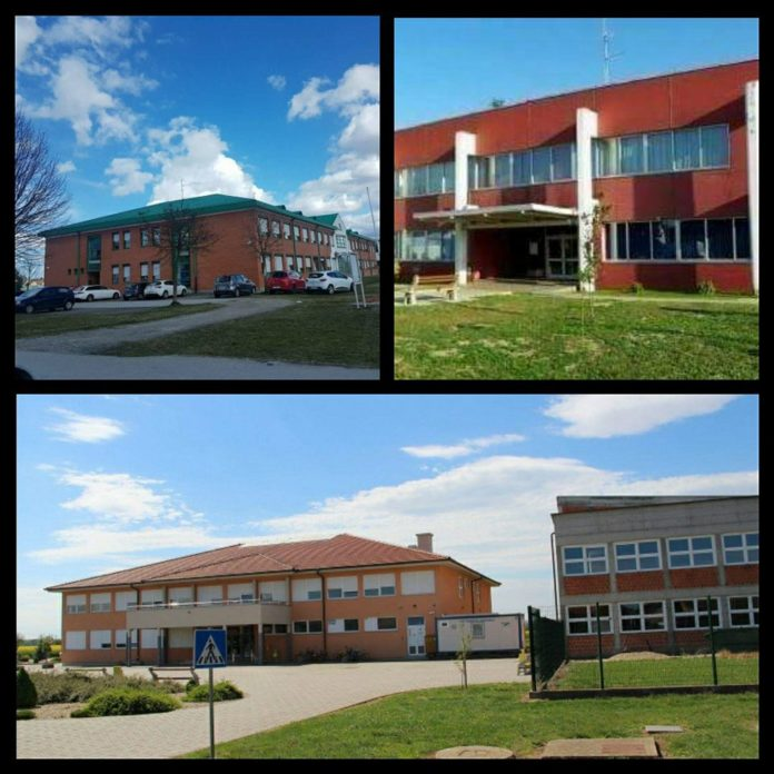 Srednja škola Prelog, OŠ Donja Dubrava, OŠ Orehovica