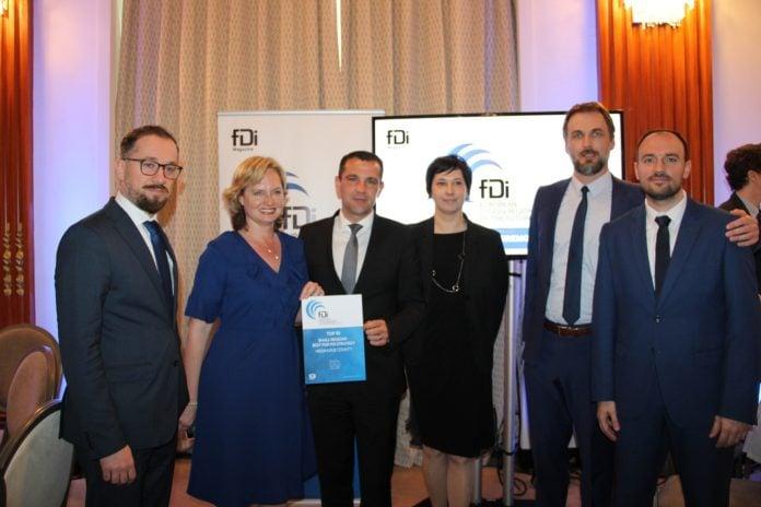 Financial Times nagrada