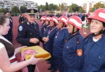 Žene u vatrogastvu su vrlo zastupljene