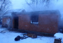 Požar kuća Sitnice