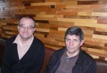 Profesori Miroslav Gakić i Robert Siladi